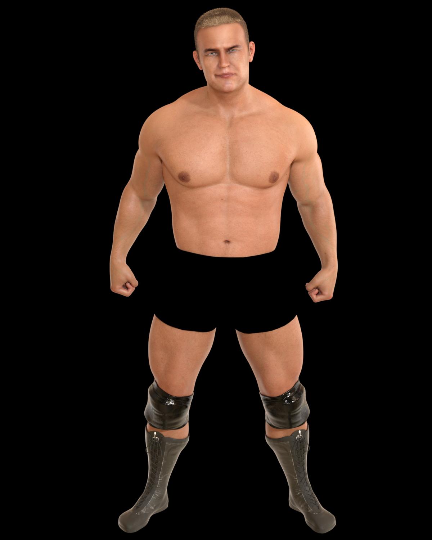 Dan Ryan Bodyshot