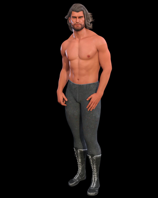 Brian Hollywood Bodyshot