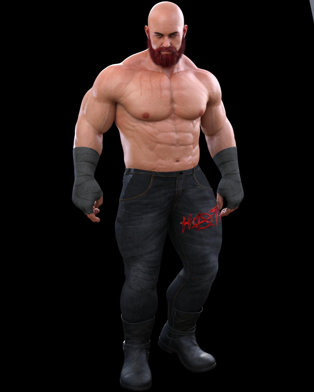 RICK Bodyshot