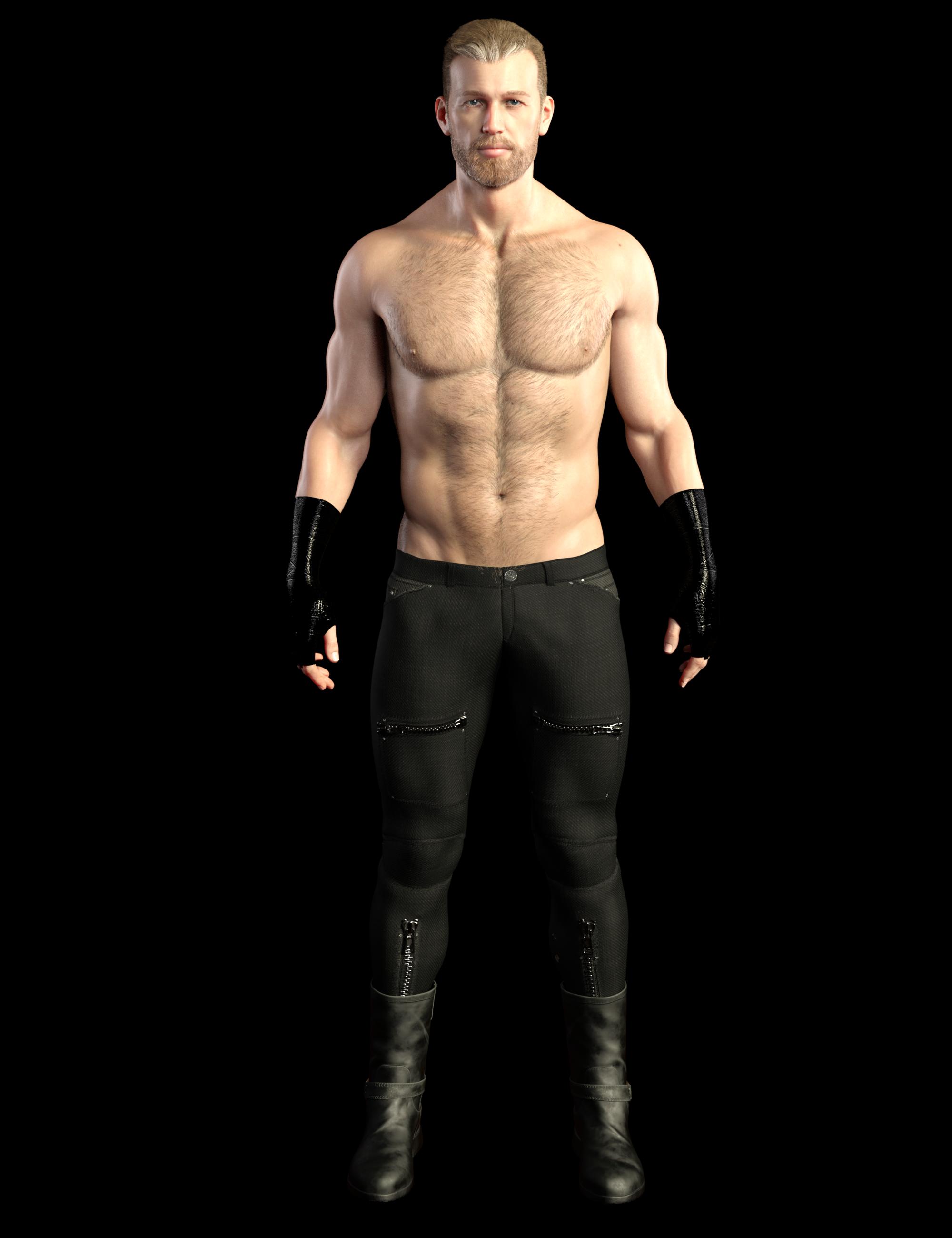 Teddy Palmer Bodyshot