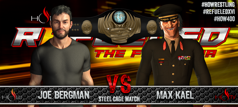 Max Kael vs. Joe Bergman
