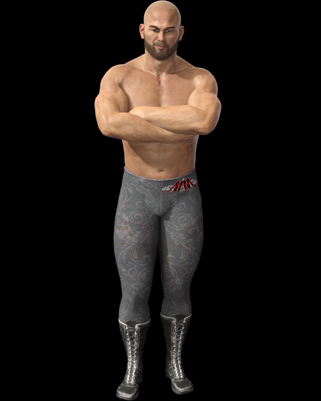 Steve Harrison Bodyshot