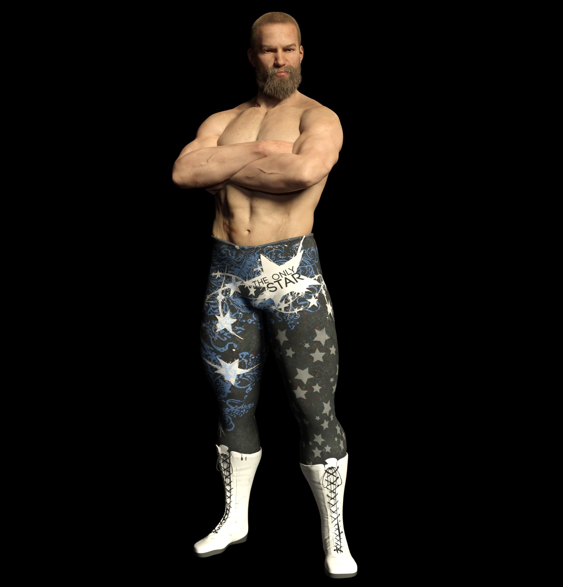 Eric Dane Bodyshot