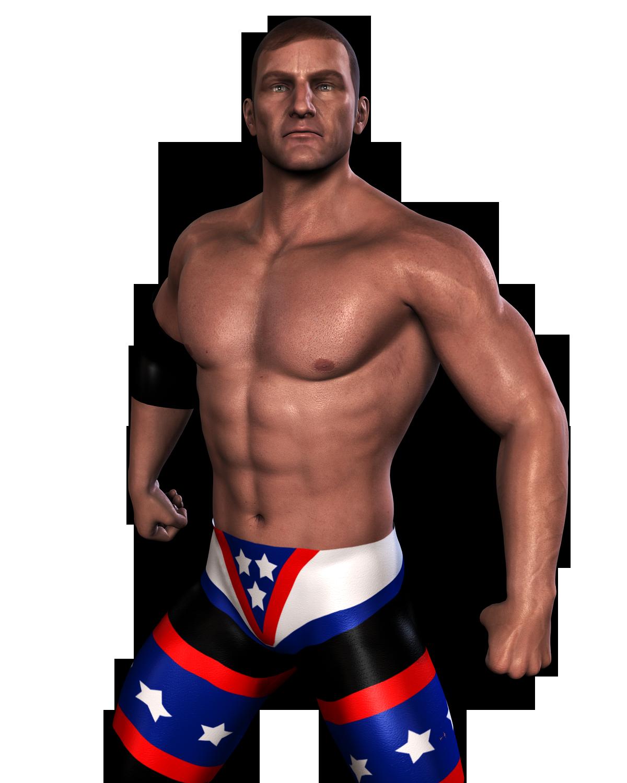 Christopher America Bodyshot