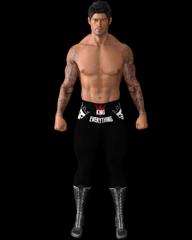 Jace Parker Davidson Bodyshot