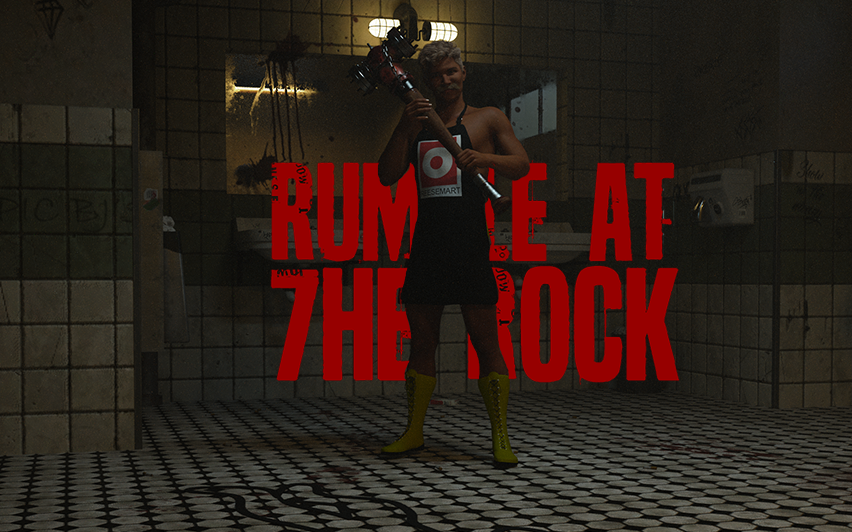 Rumble at the Rock Image